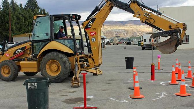 Public Works Equipment Roadeo winners headed to state competition