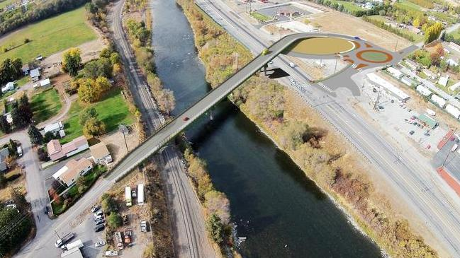 West Cashmere Bridge awarded $3 million image