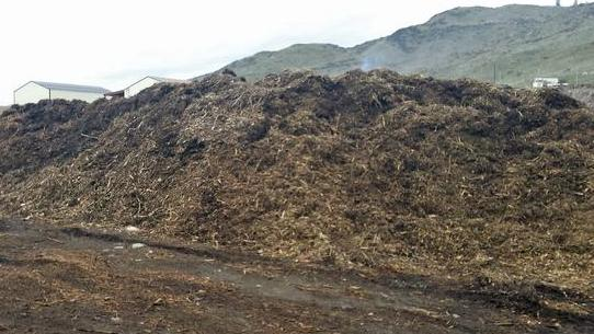 Free mulch available at Chelan Transfer Station